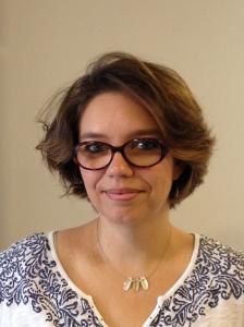 Katia Lefebvre, journaliste et pâtissière en devenir.