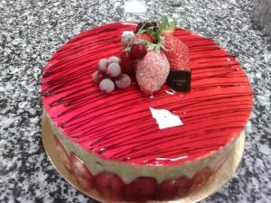 Mon fraisier !