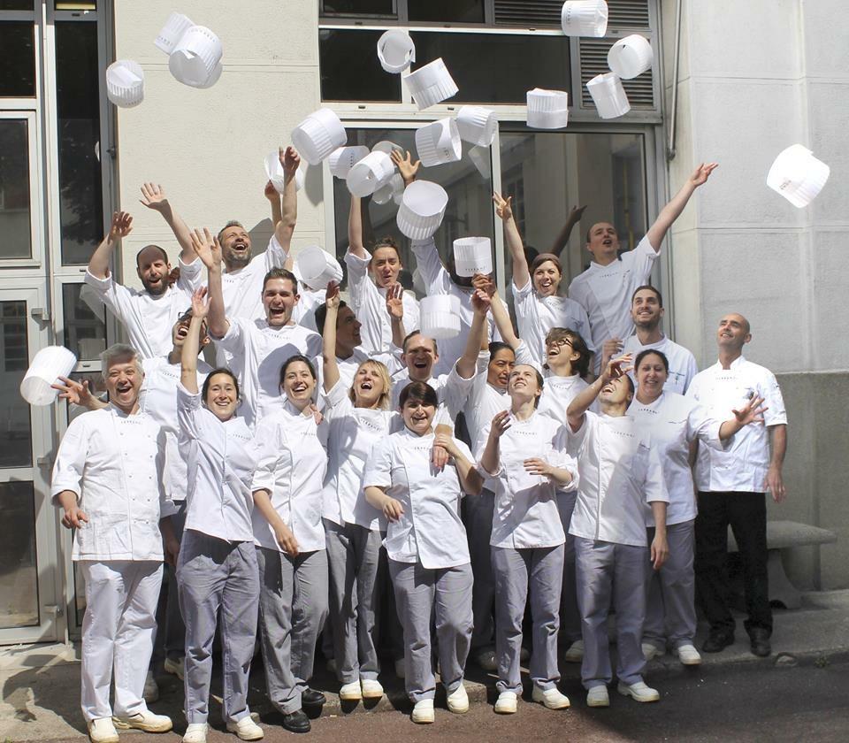 Propos une ann e chez ferrandi for Ecole superieure de cuisine francaise